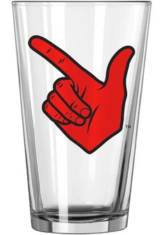 6 for $30 | Texas Tech Red Raiders Logo Value Pint Glass
