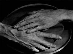 Jean Cocteau's Hands, Berenice Abbott, 1927.