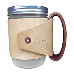 The Rugged Mug by Anchored Threads