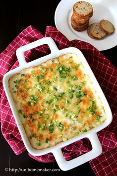 Warm Jalapeno Crab Dip--If you love crabs and if you love dips, this is a good one to make when company comes over.  And it takes no time to make –don't you just love that? I love the jalapeno pepper in here.  It gives it heat but is not overpowering.