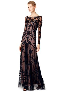 Temperley London Francine Gown on Rent the Runway Rent Dresses, Casual Dresses, Fitted Dresses, Fitted Skirt, Bride Dresses, Party Dresses, Fashion Dresses, Evening Dresses With Sleeves, Evening Gowns