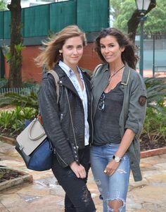 chrischiara1 | Blogueras Top: Chiara Ferragni (Milano, ITA) y Chistina Pitnaguy (Rio, BRA).