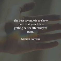 50 Revenge quotes that'll make you think before you act. Here are the best revenge quotes and sayings from the great authors that will enlig. The Best Revenge Quotes, Max Lucado, Self Destruction, Hard To Get, Friedrich Nietzsche, Screwed Up, Famous Quotes, Rage, Karma