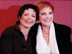 1995 Victor Victoria Premiere Julie Andrews, Blake Edwards and Liza Minnelli