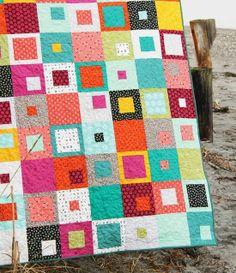 Tango Quilt Pattern, Cluck Cluck Sew