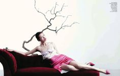 vogue china, april 2013, willy vanderperre, nicoletta santoro, fei fei sun