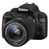 Reflex Canon EOS 100D + Obj. Canon EF-S IS STM 18 - 55 mm f/3.5 - 5.6 - Appareil photo numérique reflex - Noël Fnac.com