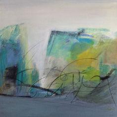 "Beyond Boundaries by Nancy Perry | $300 | 20""w x 20""h | Original Art | http://www.vangoart.co/nancy-perry/beyond-boundaries @VangoArt"