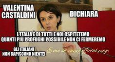 il popolo del blog,notizie,attualità,opinioni : italiani lei dice che voi dite…