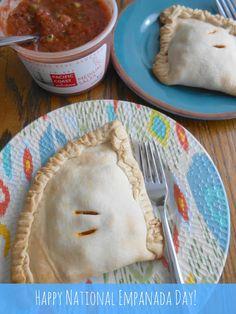 flora foodie: Sweet Potato & Soy Chorizo Empanadas