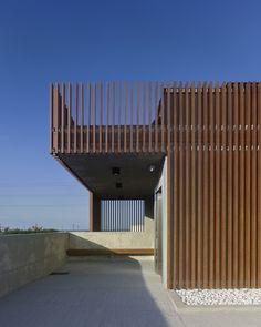 Gallery of De Jove Crematorium / Ae Arquitectos - 9