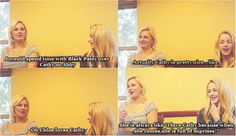 chloe talking about cathy