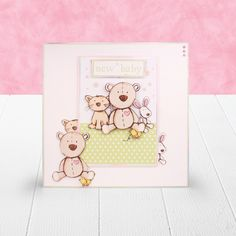 Little Books of. Book And Frame, Hunkydory Crafts, New Baby Cards, Little Books, Kids Cards, Boy Or Girl, New Baby Products, Baby Kids, Projects To Try