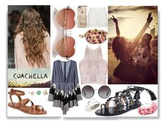 """""""Coachella"""" by destinylaplant ❤ liked on Polyvore featuring ZeroUV, Me to We, Casetify, FrillyByLily, Lucky Brand, Zizzi, Schutz, Dolce&Gabbana and Rebecca Minkoff"""