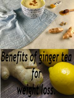 You may have heard of the benefits of ginger-tea for weight loss, but are you aware of how much of a nutritional benefit this tea has as well? While the amount of ginger in the tea will vary, it's very effective and can help you lose up to fifteen pounds in a matter of a couple of months. This is due to the way it can help you to burn up fat much more rapidly and to your body's natural tendency to store more fat around the midsection. Ginger Benefits, Ginger Tea, Health Club, Healthy Tips, Fat, Nutrition, Weight Loss, Hacks, Couple