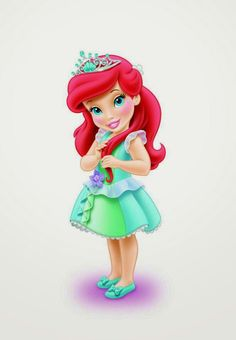 Disney Princess Toddlers - disney-princess Photo- Dis one does want work bc Ariel didn't have legs back then Ariel Disney, Disney Babys, Cute Disney, Disney Girls, Disney Magic, Disney Art, Disney Movies, Walt Disney, Disney Wiki