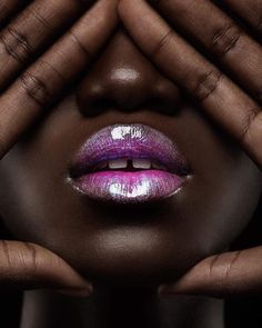 Cosmic Lip Gloss | Fenty Beauty #glamorousmakeup