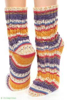 Ravelry: strumpfchen's Socks #92