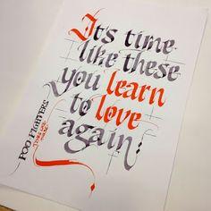 Caligrafia Artística: Lettering e Brush Lettering
