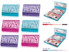 Pupa crystal palette kit