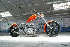 Jesse James - El Diablo II built for Kid Rock.