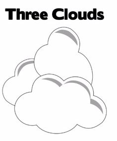 Cloud Coloring Pages Printable ray of sun Nature Coloring Pages