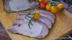 Kulinarne przygody Gatity: Schab pieczony w przyprawach