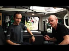The reconfigurable SpaceCamper – compact people carrier and camper and load transporter Camper Van, Compact, People, Travel, Viajes, Recreational Vehicles, Travel Trailers, Destinations, Traveling