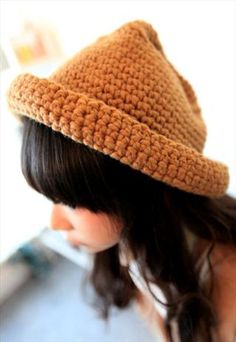 Vintage Knitted Beanie from OCT21BER