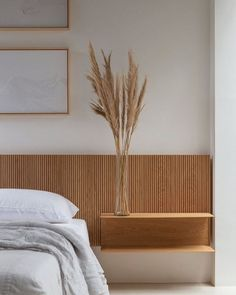 Minimal Bedroom, Modern Bedroom, Bed Design, House Design, Suites, Apartment Interior, Home Decor Bedroom, Interior Design Living Room, House Styles