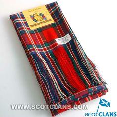 Clan MacFarlane Tartan Sash