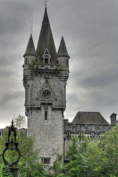 Abandoned Castle | Read More Info