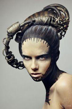 sekigan:  Marina by free0ne   Surreal Beauty   Pinterest