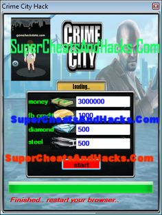 Crime city hack android free download