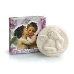 Dárkové mýdlo ANDÍLCI MIO AMORE 125 g