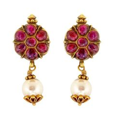 Prince Jewellery - Antique Jewellery Collections. Antique Earring.:
