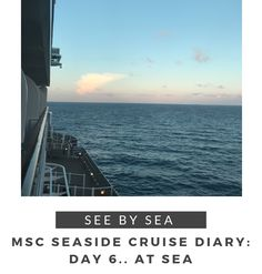 MSC Seaside Review