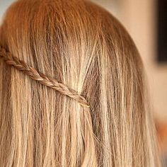 20 unique ways to use bobby pins in your hair: