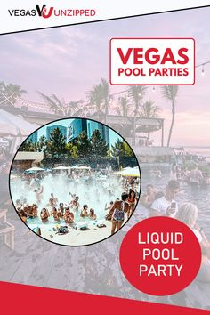 Las Vegas pool parties, also known as day clubs, are hot spots in select Las Vegas hotels. Get Tickets to the best Vegas pool parties for 2020 here! Las Vegas Tips, Las Vegas Vacation, Las Vegas Photos, Best Pools In Vegas, Vegas Pools, Las Vegas Outfit, Vegas Outfits, Indoor Pools, Backyard Pools
