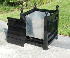 Box d'orangerie all iron