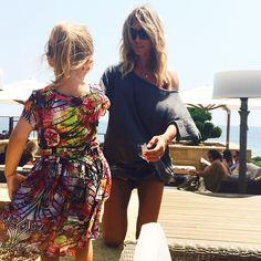 "#MaddalenaCorvaglia Maddalena Corvaglia: ""One becomes two and two becomes three...."" ❤️ #Maddyctive #california #summer"