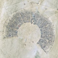 Burning Man Festival in Nevada... DigitalGlobe recently announced their Best of 2012 picks out of their vast archive of images. Phenomena both natural and man-made make appearances, and are equally striking.
