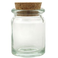 glass jar | jar (preferably from glass with wooden or metal lid)