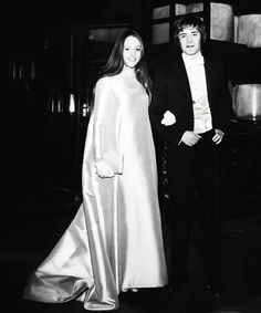 "romeoandjulietfan: "" Olivia Hussey and Leonard Whiting at the Romeo & Juliet premiere held during the Royal Film Performance gala (Odeon Theatre, London, March 4th 1968) """