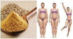 Este es el asesino de la grasa, solo basta 1 cucharada de esta semilla para perder 20 libras en 1 mes. | Salud con Remedios
