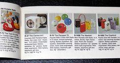 Vintage Ad for Panasonic AM Transistor Radios, Circa 1969-1972.
