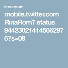 mobile.twitter.com RinaRom7 status 944230214145662976?s=09