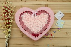 100 Rose Soap Flowers Pink Heart-Shape and Red. For Only $69.99