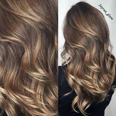 Medium Brown Hair with Shine-Boosting Highlights The way highlights accent … - Best New Hair Styles Brown Hair With Highlights And Lowlights, Brown Hair Balayage, Honey Balayage, Balayage Highlights, Highlighted Hair For Brunettes, Highlights For Brunettes, Bronde Balayage, Bronde Hair, Color Highlights