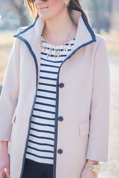 A Southern Drawl: Navy & Neutral